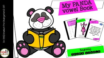 My Vowel Book