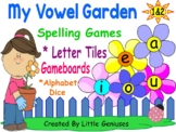 Grade One and Two Spelling Games and Activities