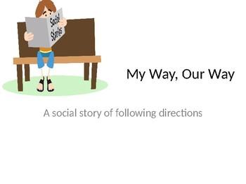 My Way, Your Way- Printable
