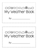 My Weather Book