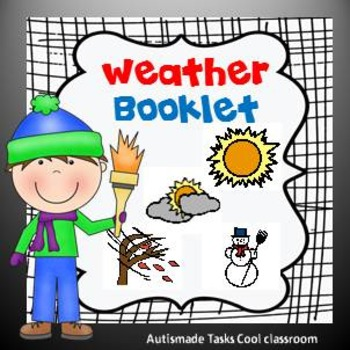 My Weather Booklet-Geography and date collection