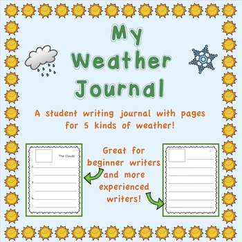 My Weather Journal