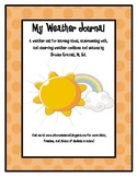 My Weather Journal - a complete weather unit