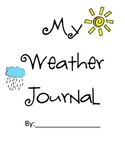 My Weather Journal k-1