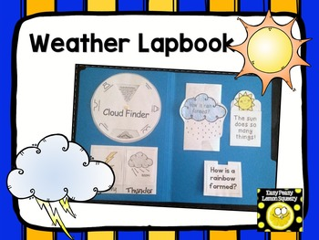 My Weather Lapbook