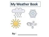 My Weather/Temperature Book