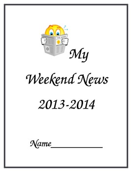 My Weekend News