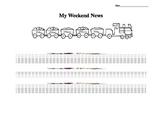 My Weekend News