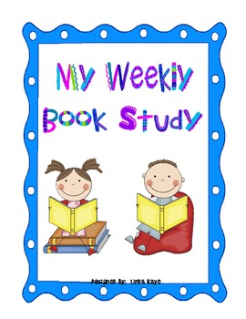My Weekly Book Study
