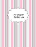 My Weekly Centers