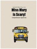 My Weird School Daze #10: Miss Mary is Scary