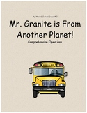 My Weird School Daze #3: Mr. Granite is from Another Planet