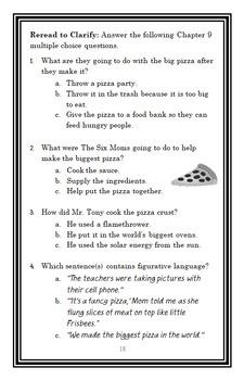 My Weird School Daze: Mr. Tony Is Full of Baloney! (Dan Gutman) Novel Study