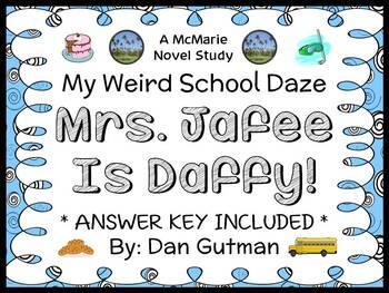 My Weird School Daze: Mrs. Jafee Is Daffy! (Gutman) Novel