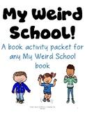My Weird School - General Activities Book Packet