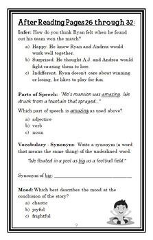 My Weird School (I Can Read!) BUNDLE (Dan Gutman) 4 Novel Studies (69 pages)