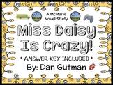 My Weird School: Miss Daisy Is Crazy! (Dan Gutman) Novel S
