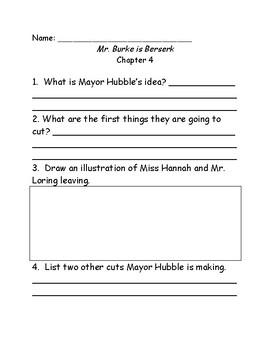 My Weirder School: Mr. Burke is Berserk