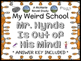 My Weird School: Mr. Hynde Is Out of His Mind! (Dan Gutman) Novel Study