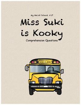 My Weird School #17: Miss Suki is Kooky