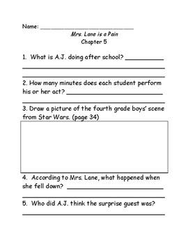 My Weirder School #12: Mrs. Lane is a Pain