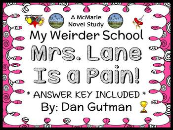 My Weirder School: Mrs. Lane Is a Pain! (Dan Gutman) Novel