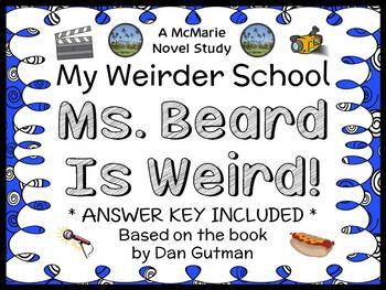 My Weirder School: Ms. Beard Is Weird! (Dan Gutman) Novel