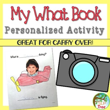 What Doing Questions: My What Book