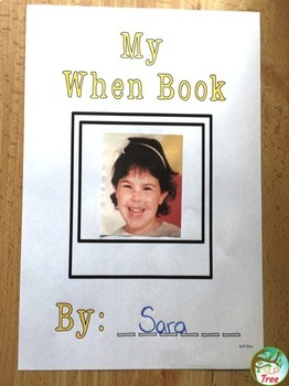 When Questions: My When Book