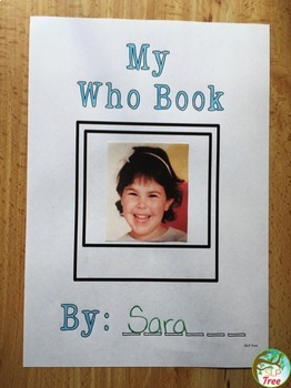 Who Questions: My Who Book