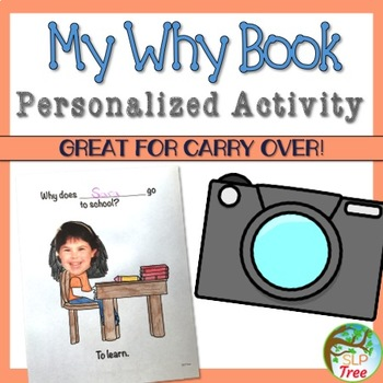 Why Questions: My Why Book