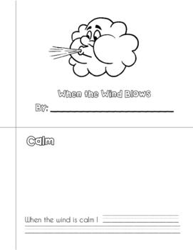 My Wind Book