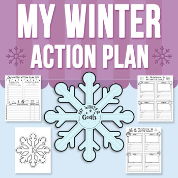My Winter - Action Plan