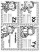My Winter Alphabet Trace and Write Mini Book