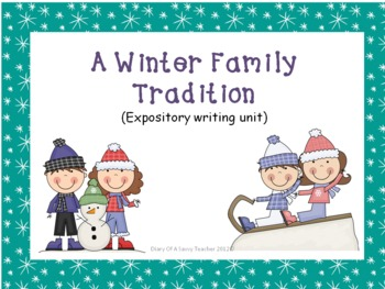 Essay family tradition with author