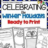Christmas Activities Celebrating the Winter Holidays