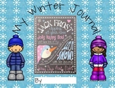 My Winter Journal Book