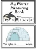 My Winter Measuring Book