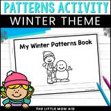 Preschool and Kindergarten Winter Patterning Activity Book