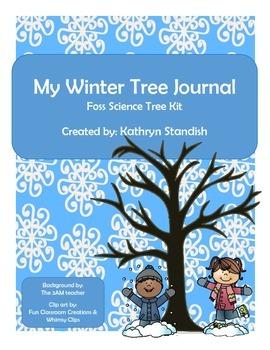 My Winter Tree Journal (FOSS Science, Trees)