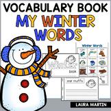 Winter Words Booklet