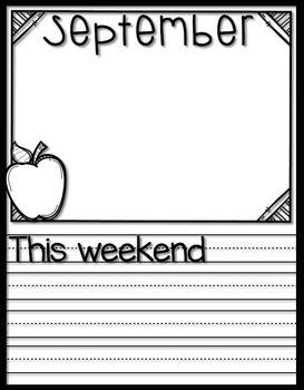 My Wonderful Weekend