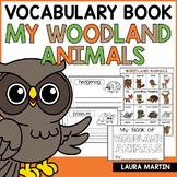 Woodland Animals Vocabulary