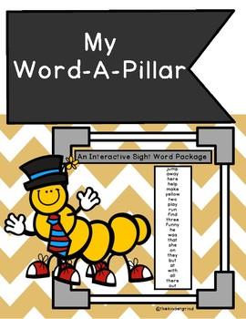My Word-A-Pillar