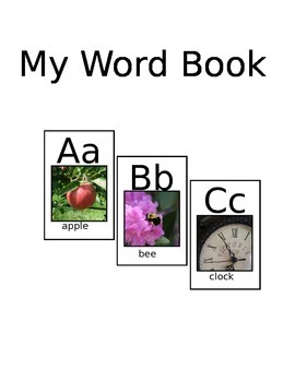 """My Word Book"""
