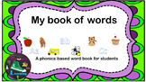 My Word Book