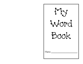 Word Book Dictionary