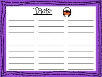 My Word Choice Book (K-1)
