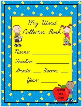 My Word Collector Book-Intermediate Version