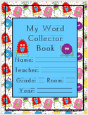 My Word Collector Book-Primary Version